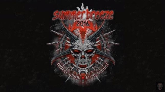 MOTÖRHEAD, TESTAMENT, FEAR FACTORY, VADER, And More Confirmed For Summer Breeze 2016